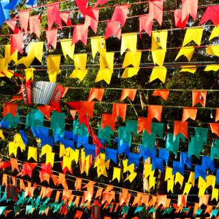 Juin est le mois des «Festas Juninas» au Brésil. Faisons  la fête!